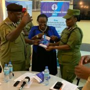 OFFICIAL LAUNCHING OF THE CHILD PROTECTION GUIDELINES