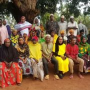 TAWLA Regional office in Tanga, conducted a community conversation to Semwaliko and Kilulu villagers.