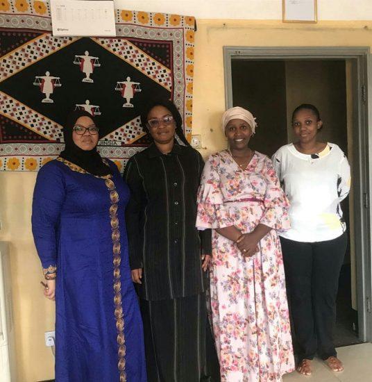 MWANZA Regional Office Courtesy Visit