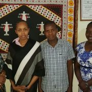 Courtesy visit to TAWLA's Regional Offices in Arusha and Dodoma