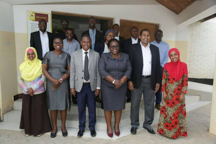 COURTESY VISIT FROM THE COMMISSION FOR HUMAN RIGHTS AND GOOD GOVERNANCE (CHRAGG)