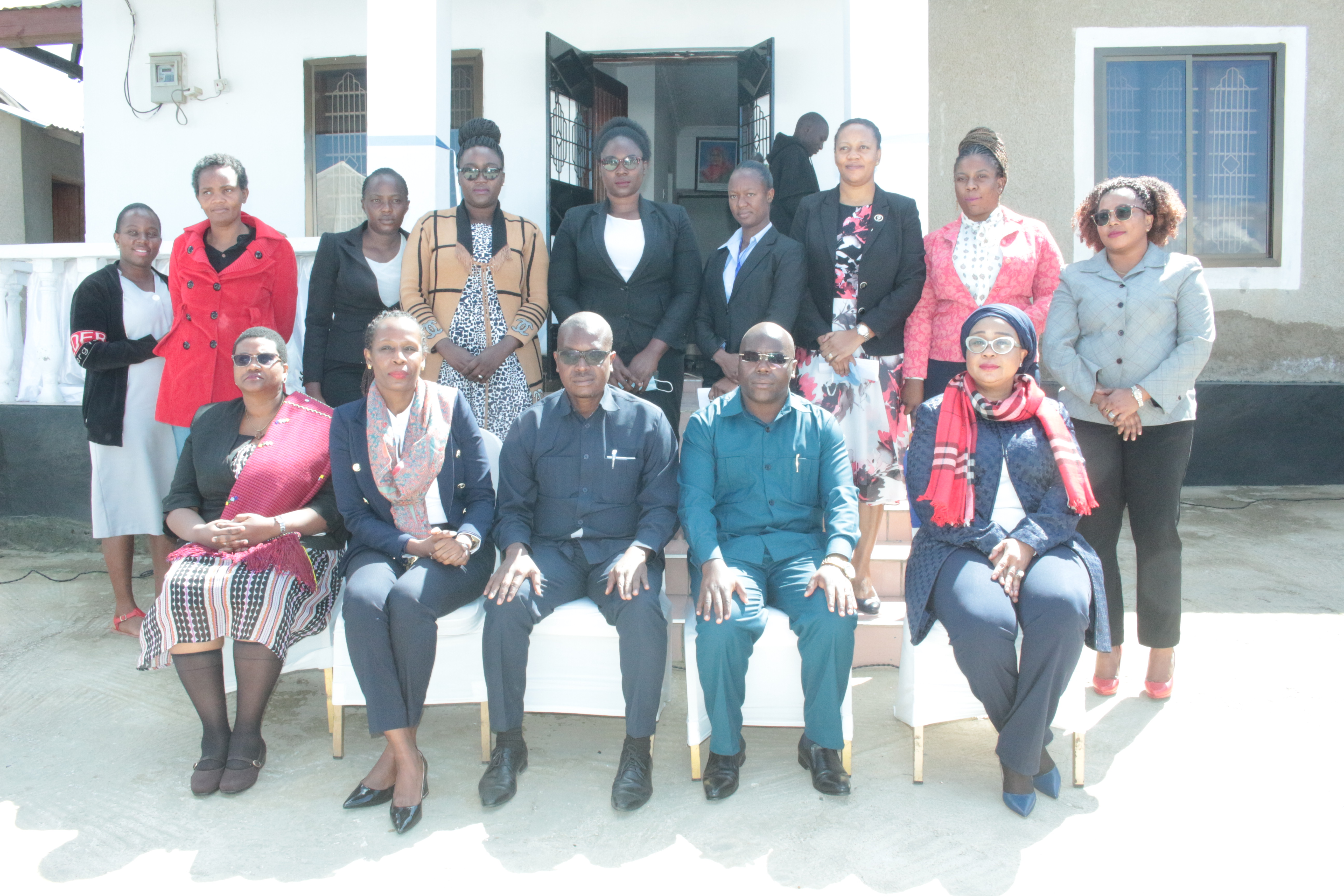 Official launching of the TAWLA Mbeya Regional Office