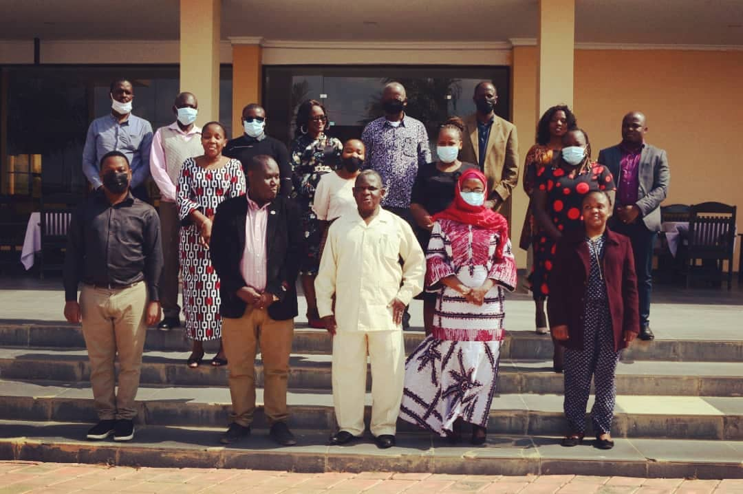 Women Land Rights' Stakeholders Meeting